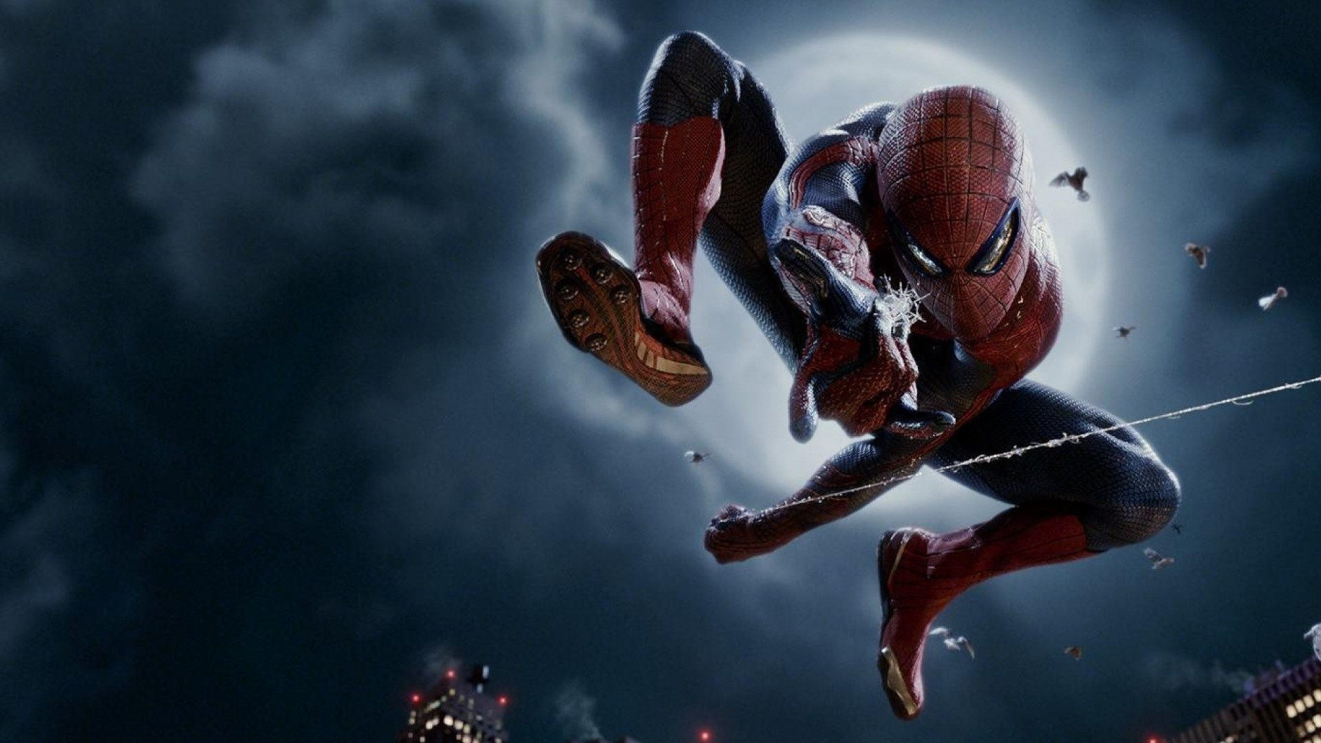 Hd Wallpaper The Amazing Spider Man 1920x1080 246 Kb