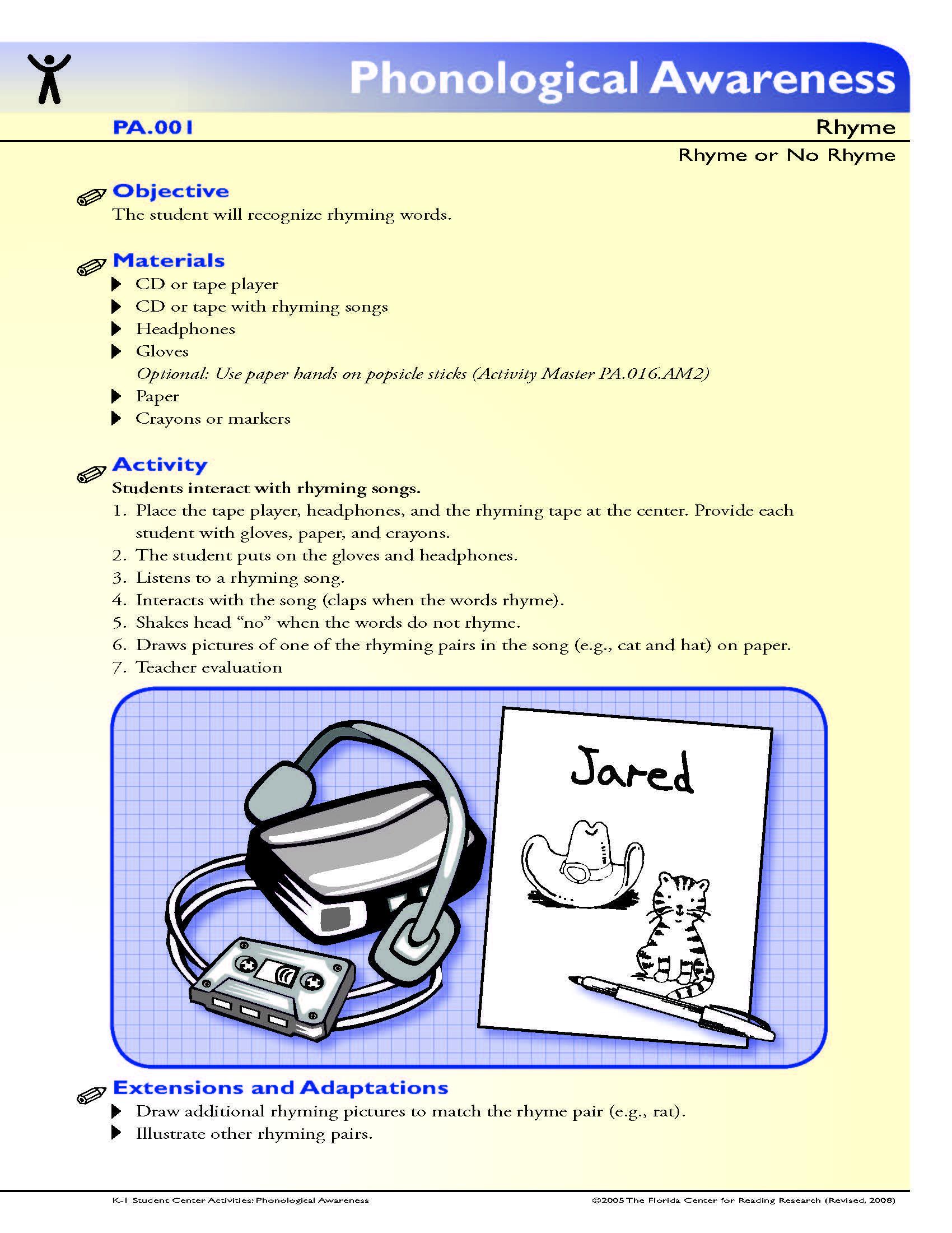 Rhyming Words Worksheet 5th Grade