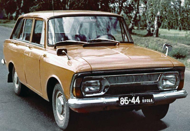 Иж-2125 Предсерийный '1966 в 2020 г | Автомобили ...