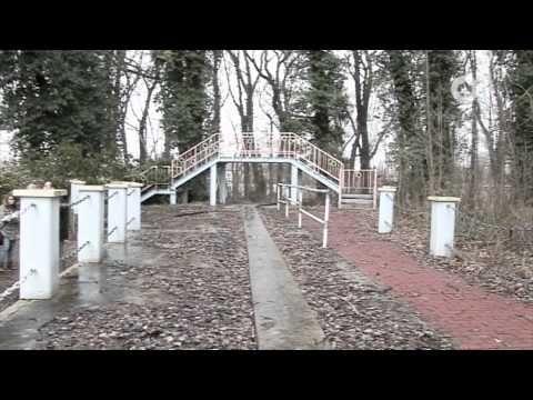 Berliner-Spreepark - rundvisning i den nedlagte forlystelsespark