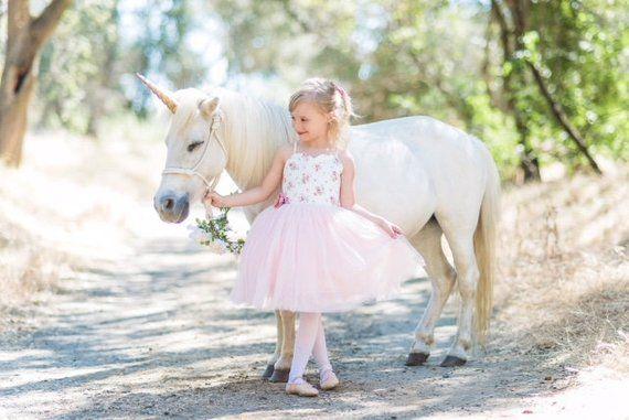 bcef3b12416c Girl Birthday Outfit Birthday Dress Floral Pink Tutu Dress Boho Birthday  Wild One First Birthday Dress Flower Girl Dress Party Dress