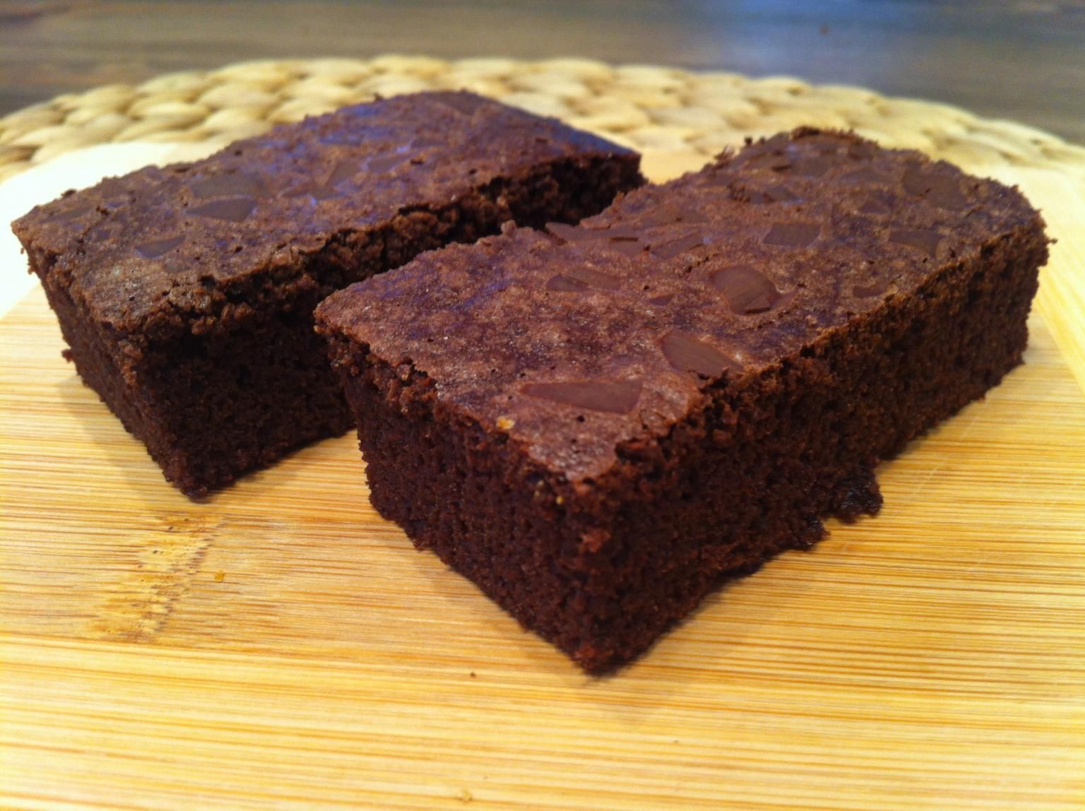 Die Fitness Protein Schoko Brownies Rezept Fitness Pinterest