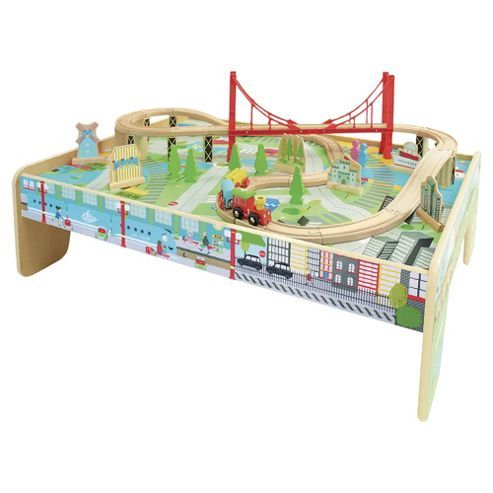 Carousel Train Table Set | Kids Inc. | Pinterest | Train table and ...