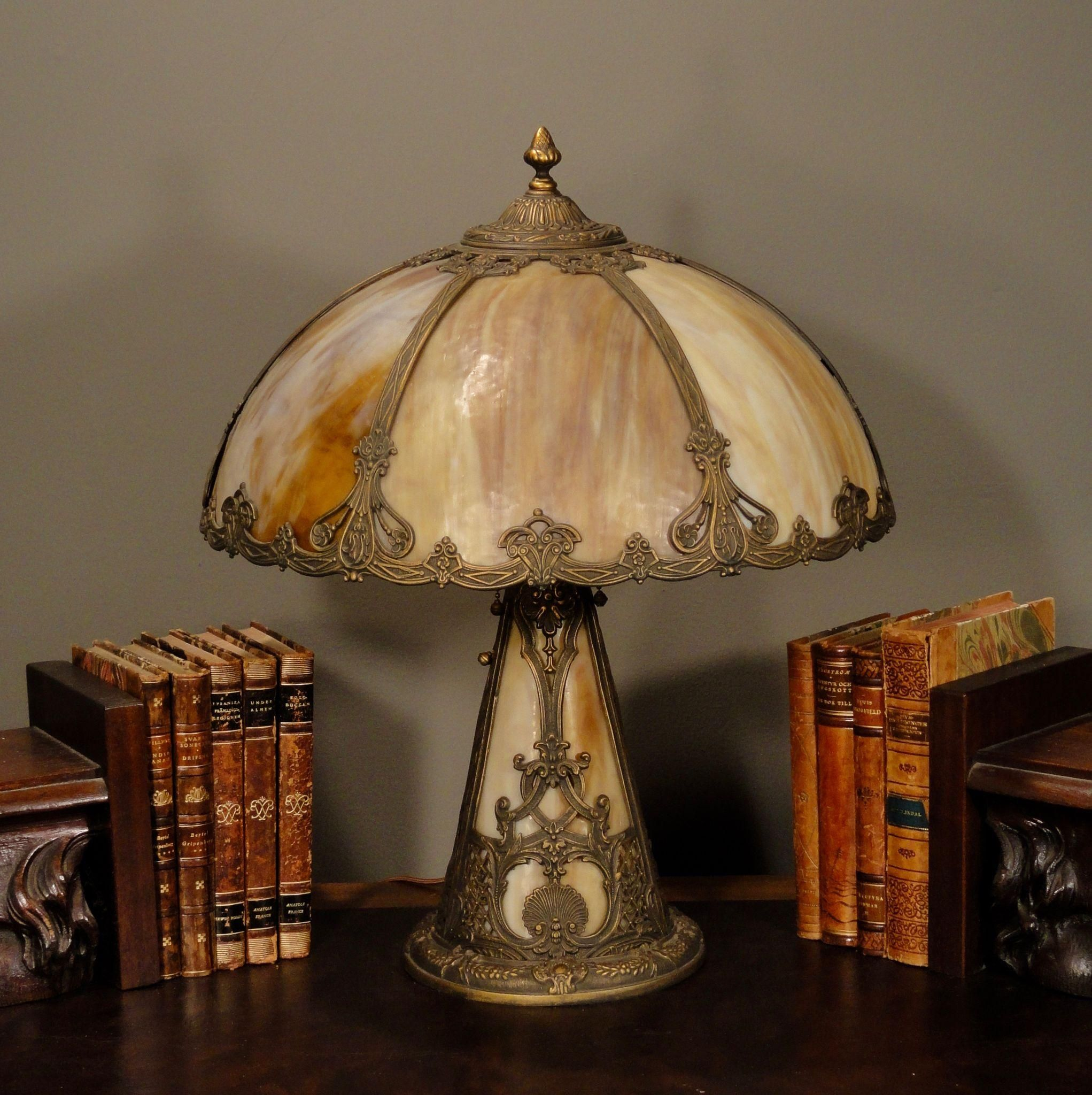 Pin On Vintage Lamps Chandeliers