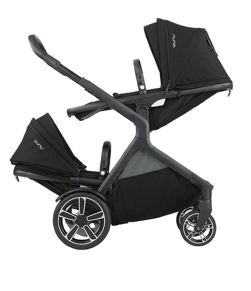 Nuna Demi Grow Stroller with Adapters, Raincover