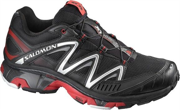 Salomon XT Wingstrail shoe of choice. Great cushioning