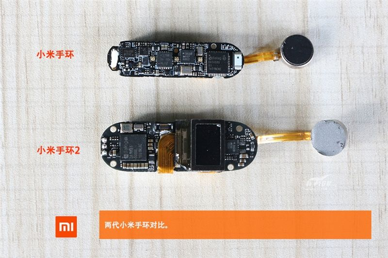 Xiaomi #MiBand2 #DisassemblyReview Xiaomi Mi Band 2 Disassembly
