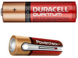 Duracell Aa Quantum Alkaline Battery Batteriesandbutter Com Duracell Alkaline Battery Improve Energy