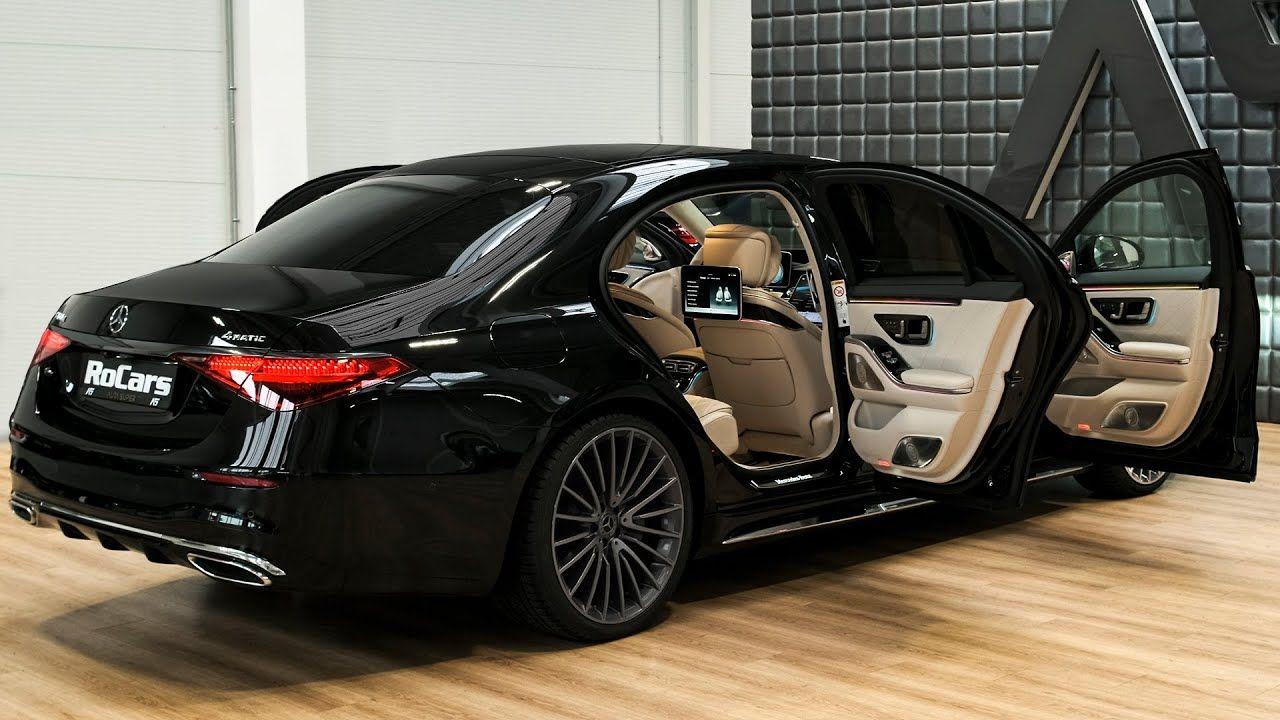 2021 Mercedes S Class Long Sound Interior Exterior In Detail Youtube In 2021 Mercedes S Class Mercedes S Class