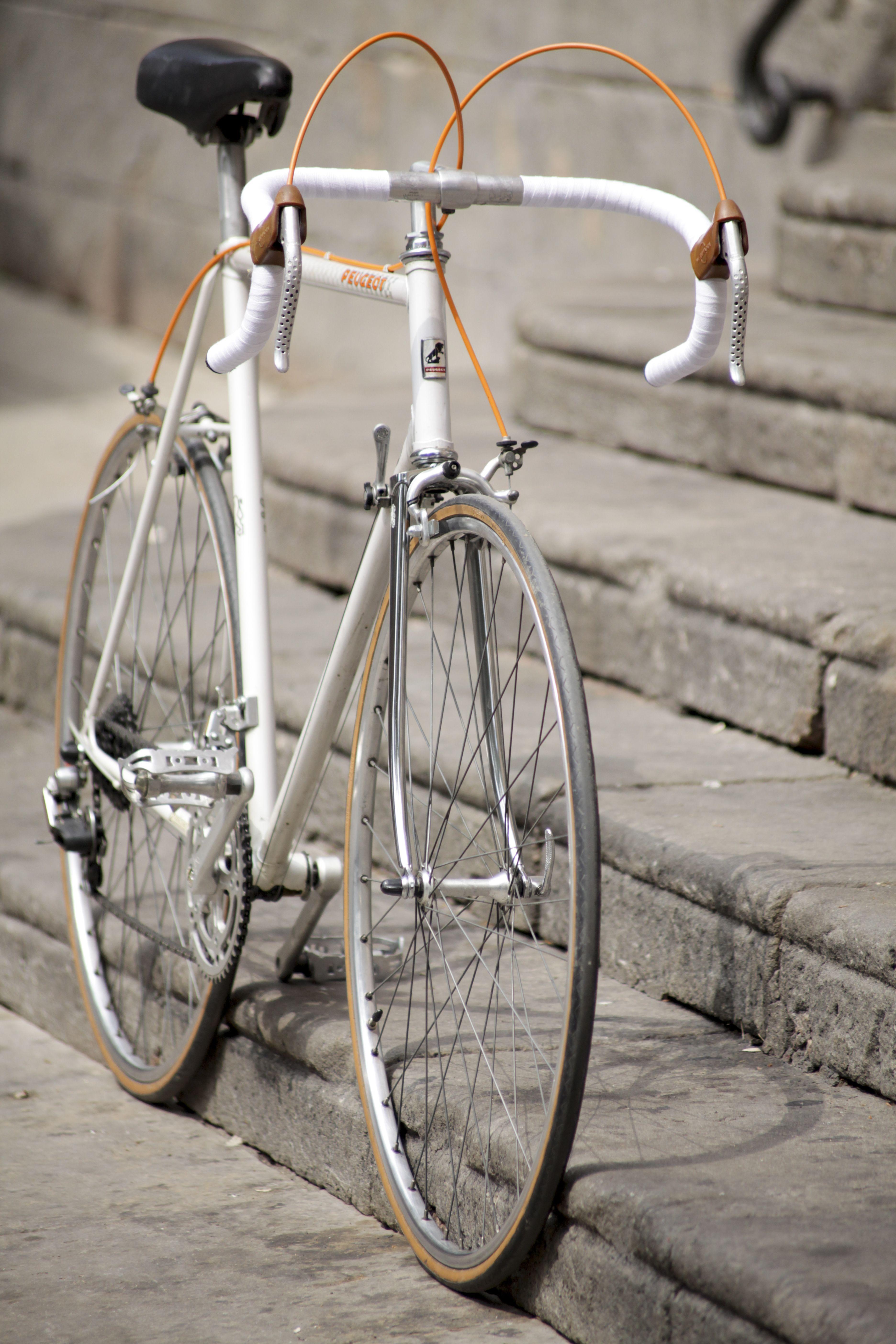 vintage bicycle peugeot pfn10 1983 fotos eva ruiz - sports et