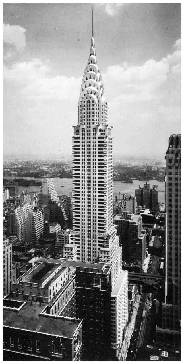 How Many Buildings Did William Van Alen Design