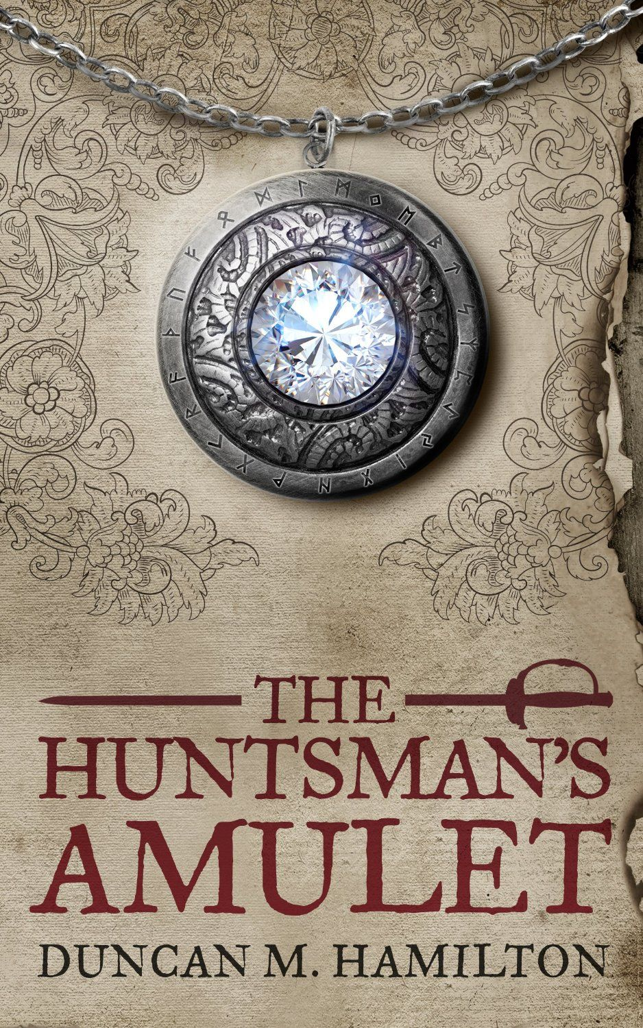 Amazon.com: The Huntsman's Amulet (Society of the Sword Volume 2) eBook: Duncan M. Hamilton: Kindle Store