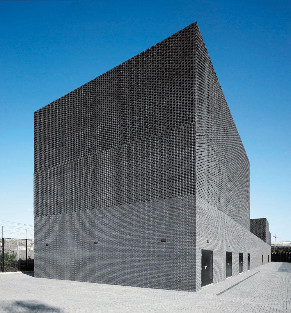f nf architekten erhielten brick award 2012 olympische. Black Bedroom Furniture Sets. Home Design Ideas