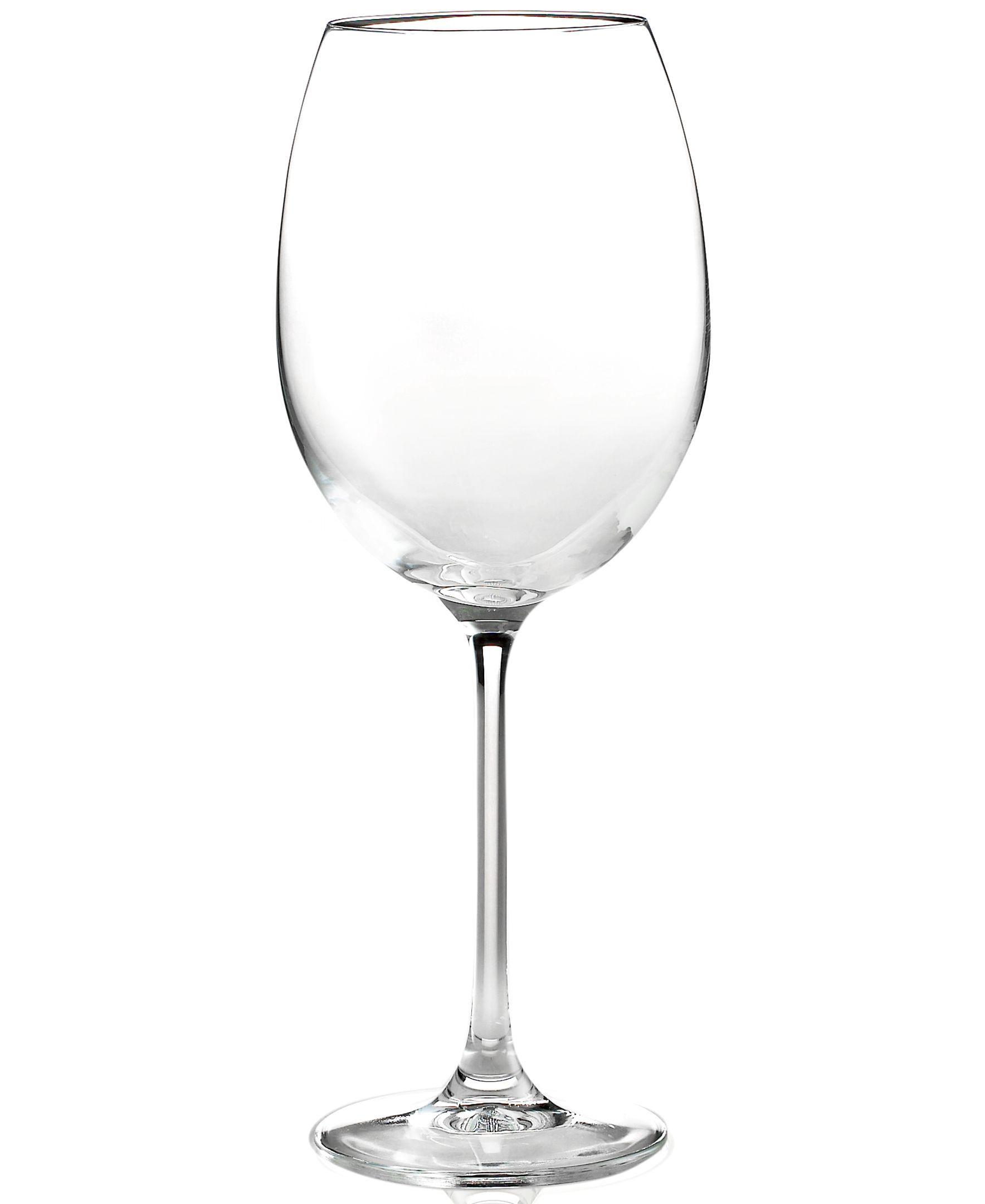 The Cellar Glassware, Set Of 4 Premium Small White Wine