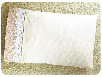 Free pillowcase pattern