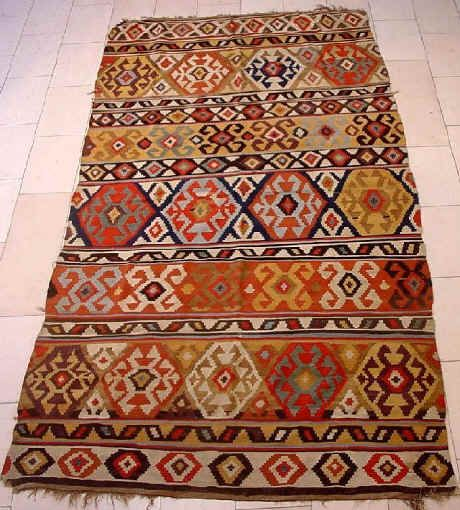 Kilims, Tapestry And Kilim Cushions