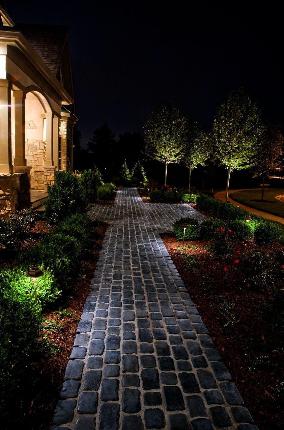 How To Incorporate Multiple Plants In A Great Landscape Design Camino De Ladrillo Jardin De Ladrillo Senderos De Jardin