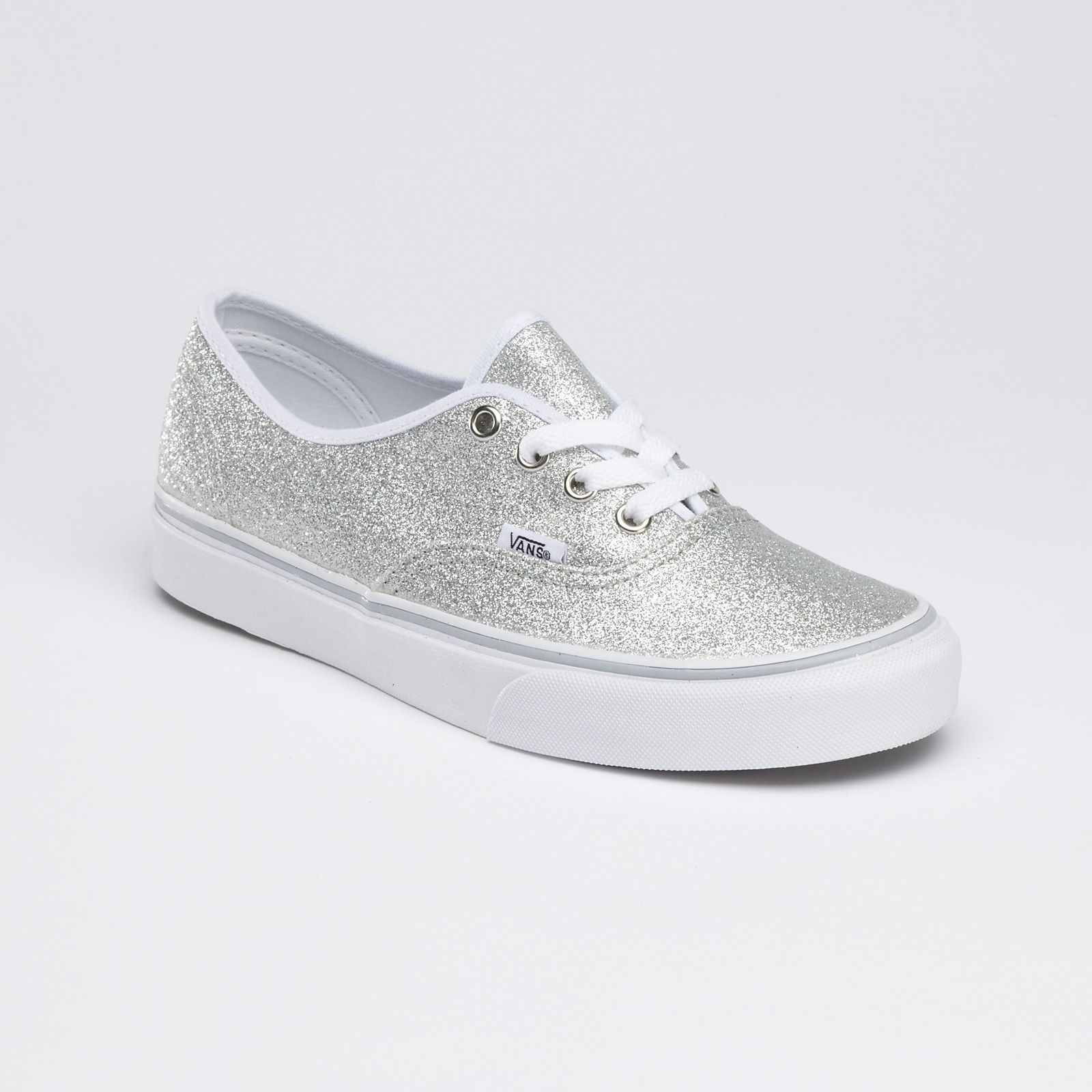 e0b94f1bad0d Glitter Authentic Vans! Yes
