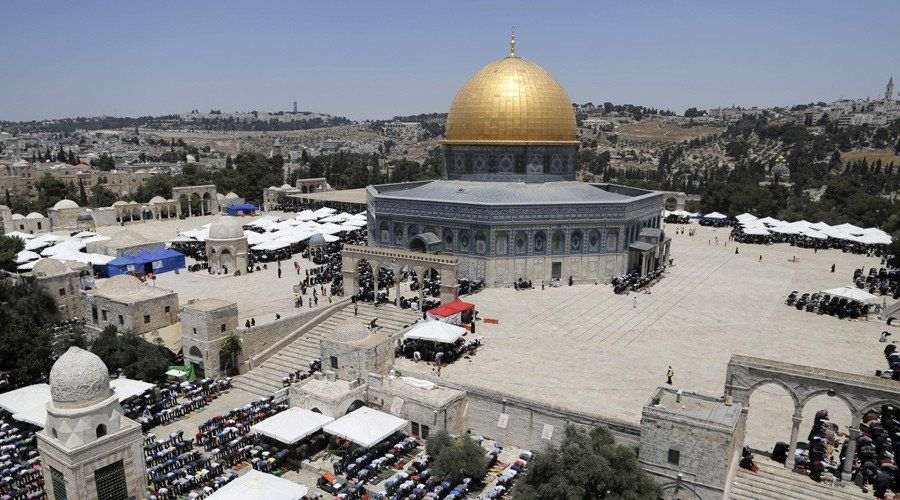 UNESCO condemns Israel for 'aggression' at holy sites in Jerusalem