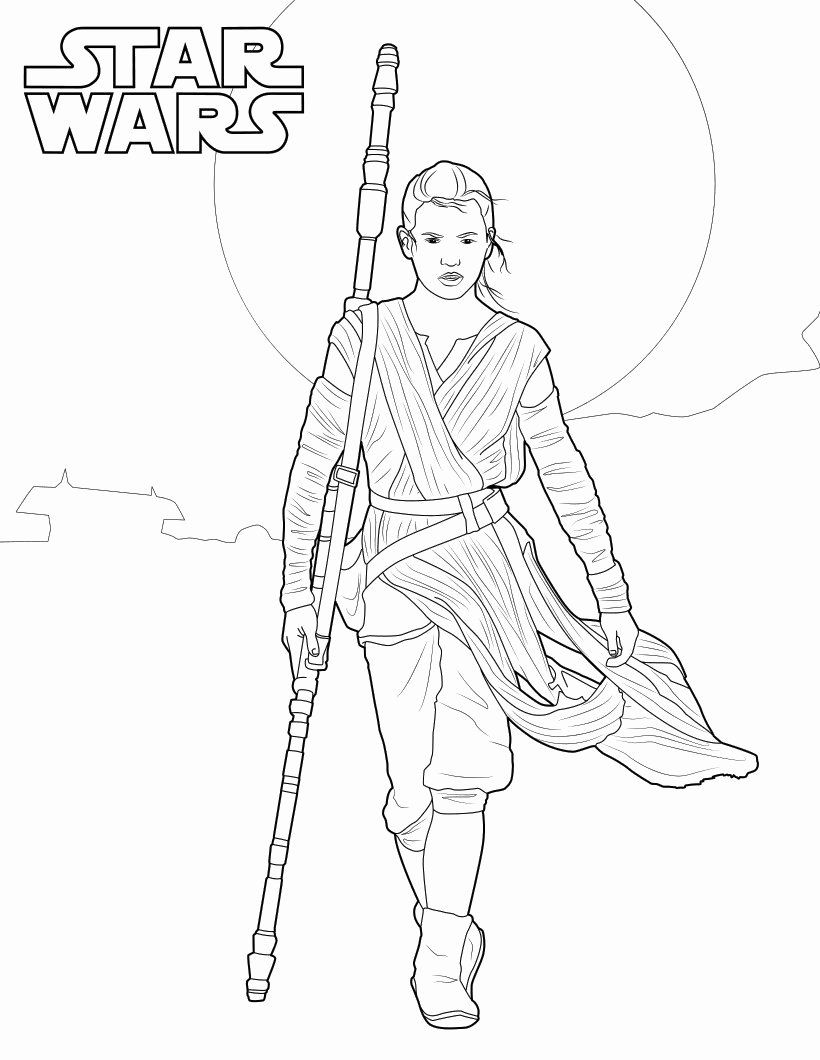 Star Wars Printables Coloring Pages New Star Wars The Last Jedi Coloring Pages For Kids Star Wars Coloring Book Star Wars Coloring Sheet Star Wars Colors