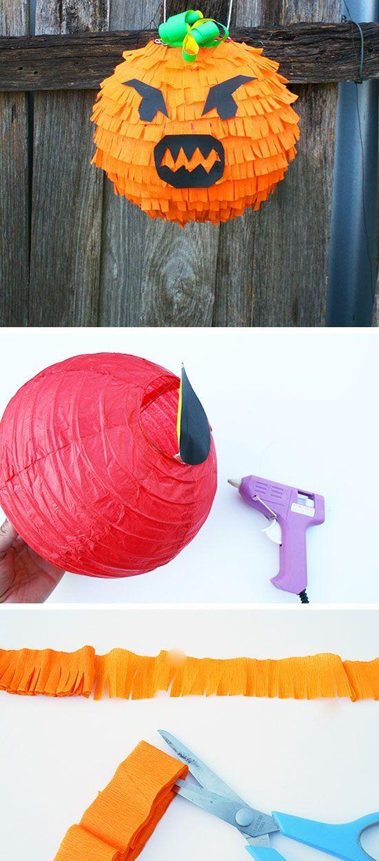28 DIY Halloween Party Ideas for Kids Halloween Pinterest - kids halloween party ideas