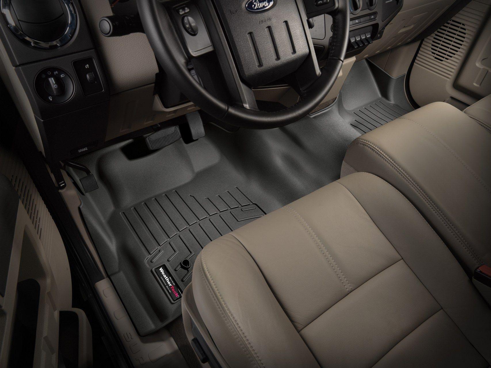 Weathertech floor mats advance auto - Custom Interior Car Mats Weathertech Floorliner Custom Fit Car Floor