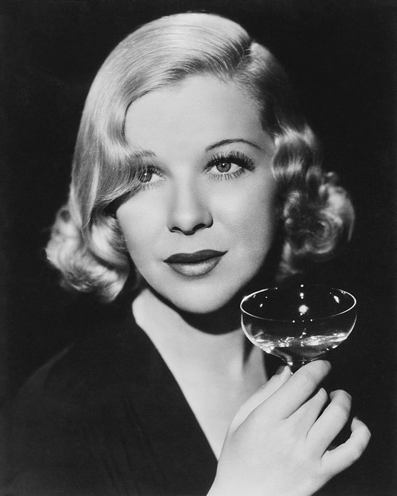 Glenda Farrell Glenda Farrell new photo