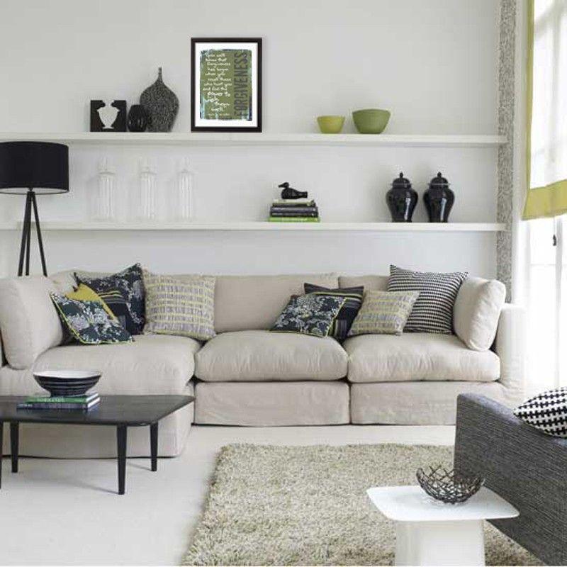 True Forgiveness 10x15 Fine Art Print Shelves Above Couch Living Room Shelves Sofa Shelf