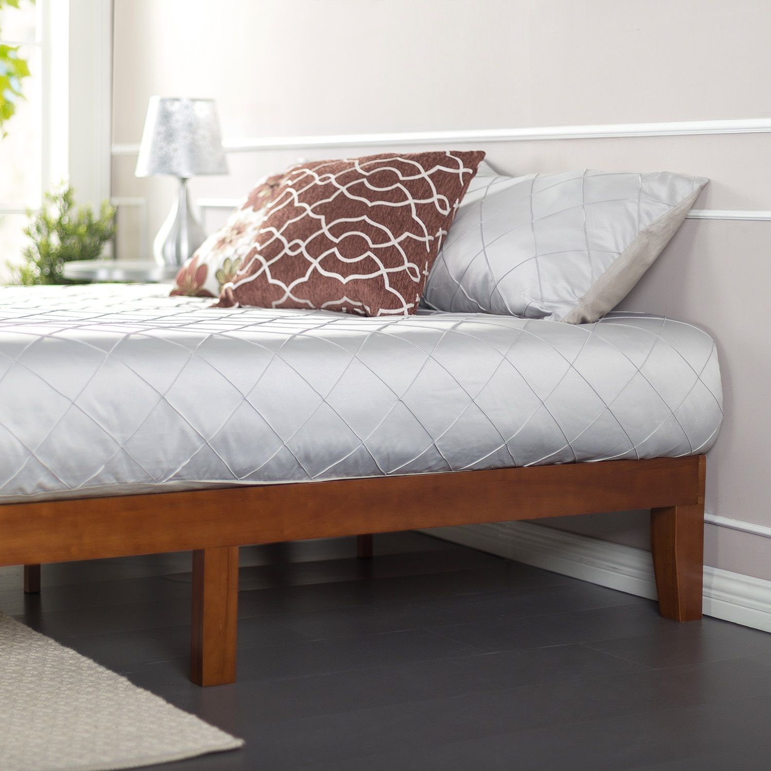 Pin by Michelle Gelman on Home Decor Wood platform bed