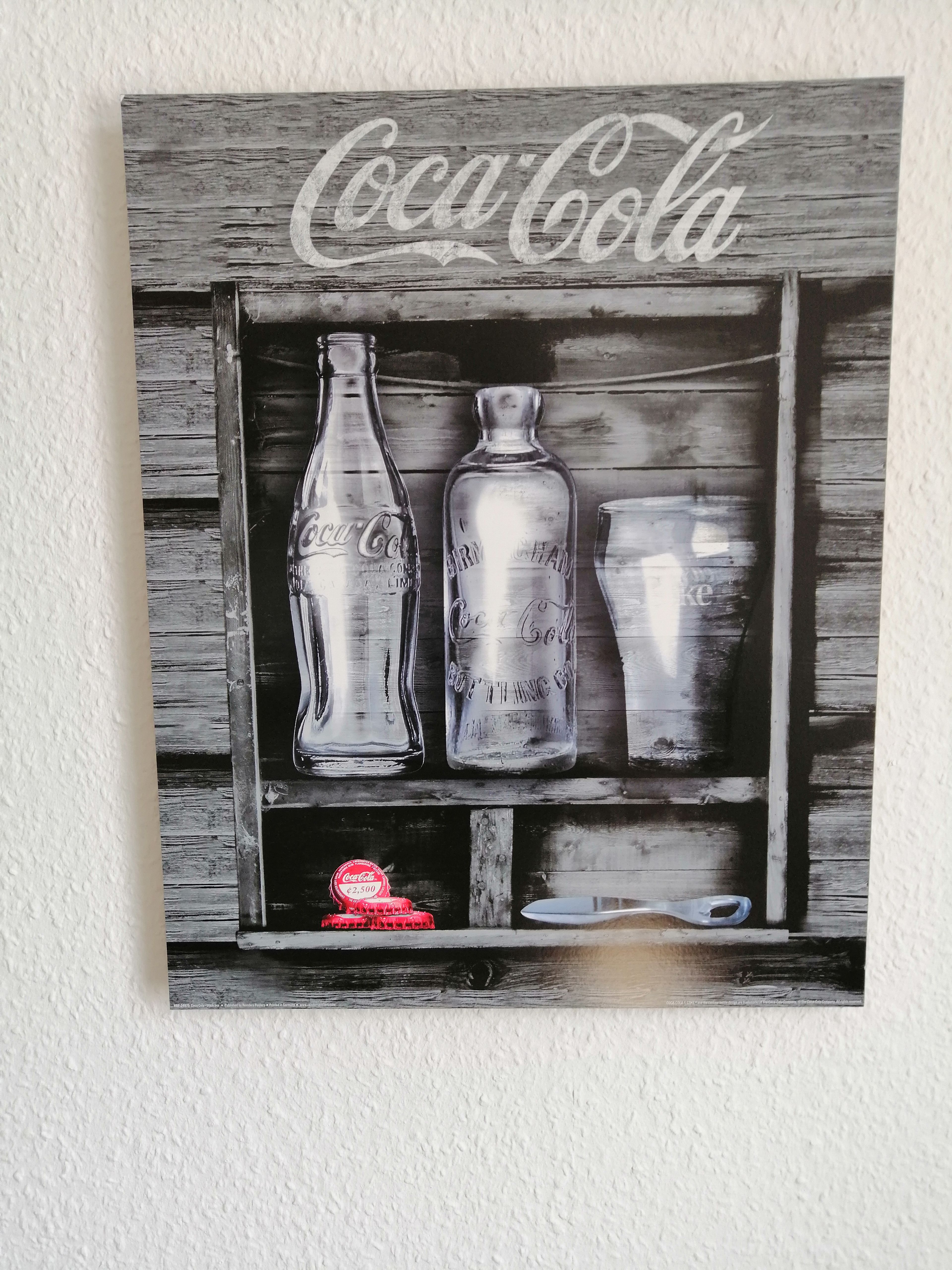 Coca Cola lässt grüßen :)  #werbung #productplacement