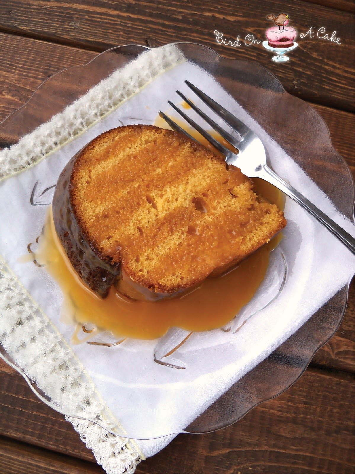 Bird On A Cake: Butterscotch Bundt Cake