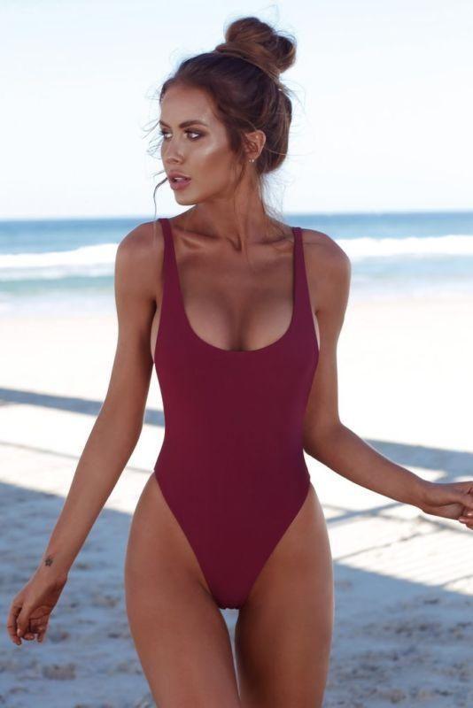 Summer Push Up Women Neoprene Bikini Set Padded Swimsuit Bandage Neoprene Swimwear Patch Bathing Suit Beachwear Brazilian