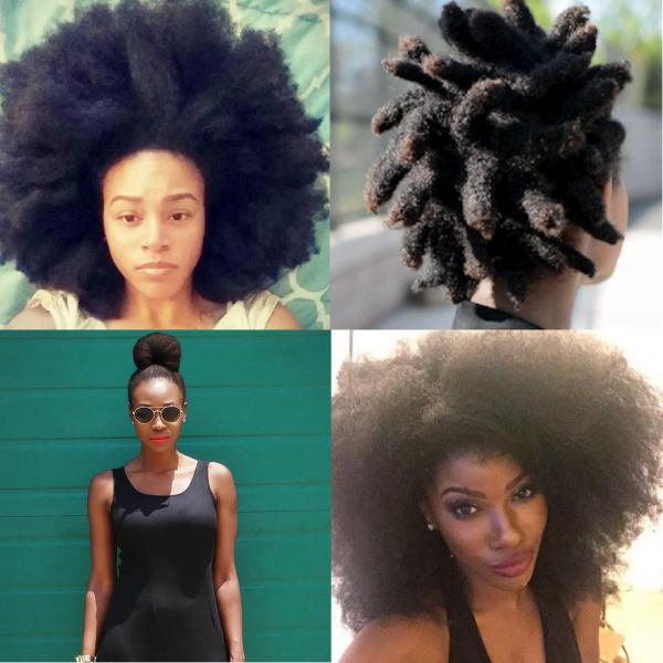 Diversity of 4C hair