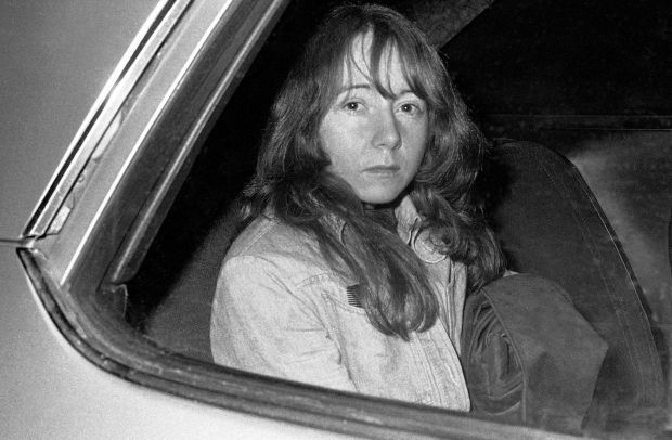 """Lynette """"Squeaky"""" Fromme, a follower of Charles Manson, attempted to assassinate President Gerald Ford in 1975."""