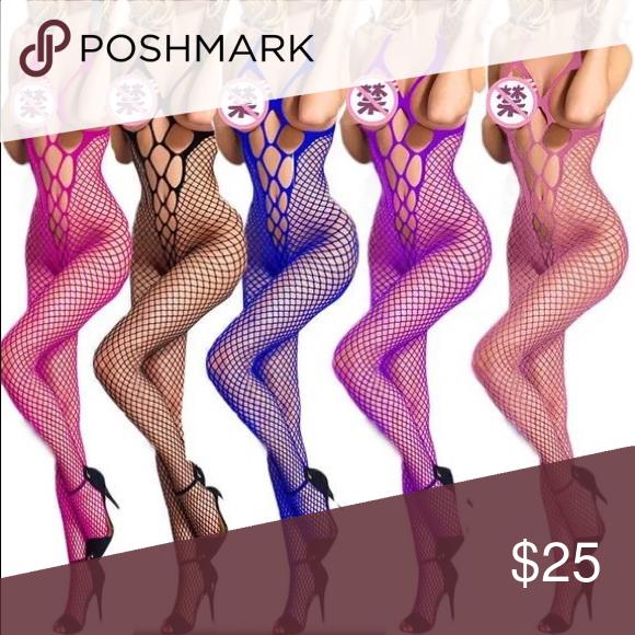 sextra body stocking lingerie