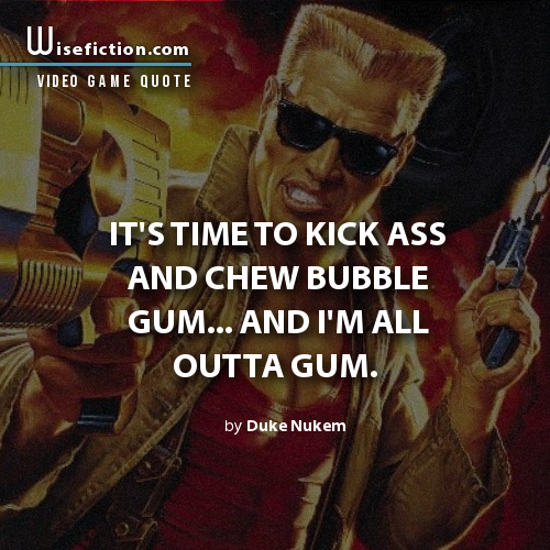 kickass and chew bubble gum
