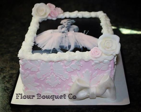 The Flour Bouquet Co. | CAKE GALLERY Marilyn Monroe cake