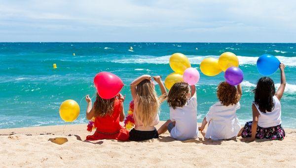 Куда поехать на наше море с ребенком 2018