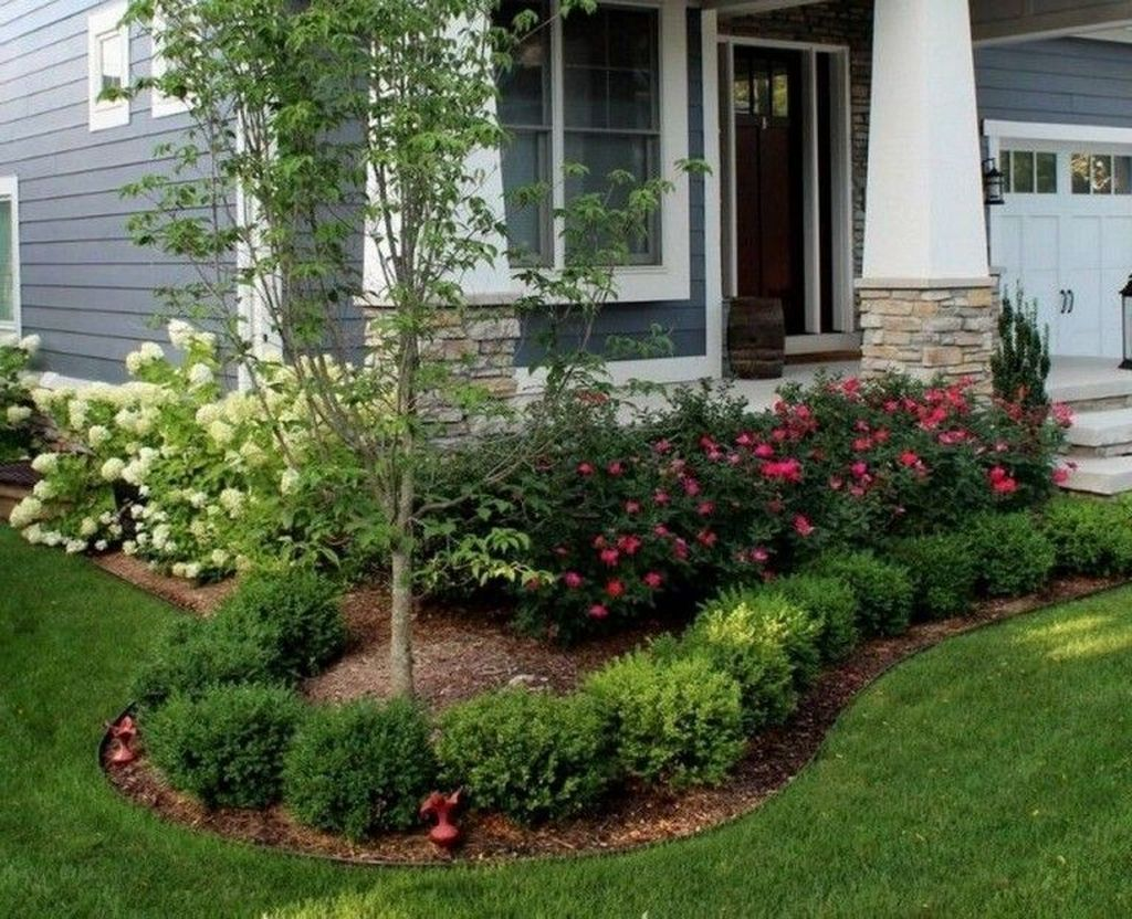 43 Magnificient Frontyard Landscaping Design Ideas In 2020 Front