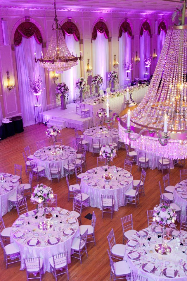Stunning Wedding At The Fairmont Royal York In Concert Hall