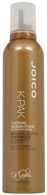 Joico K Pak Thermal Design Foam 102 Oz Products