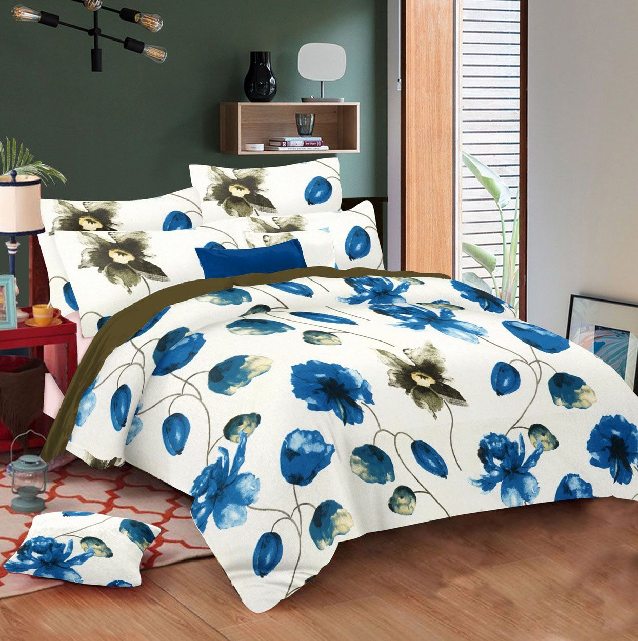 Printed bed sheets wholesale manufacturers discount in