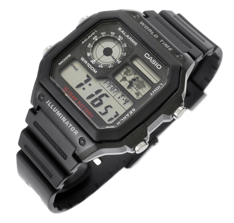 Zegarek Casio Ae 1200wh Prezent Sportowy Prezent Coisas Para Comprar