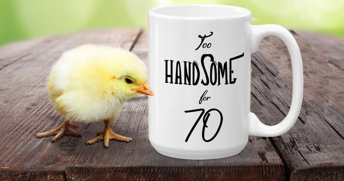 70th birthday gift for man 70 year birthday gag gift for