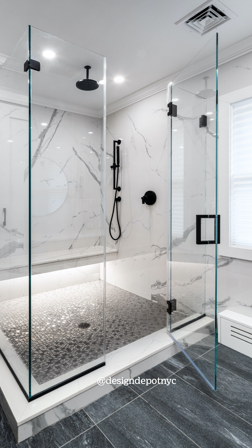 Before and After - Wet Rooms