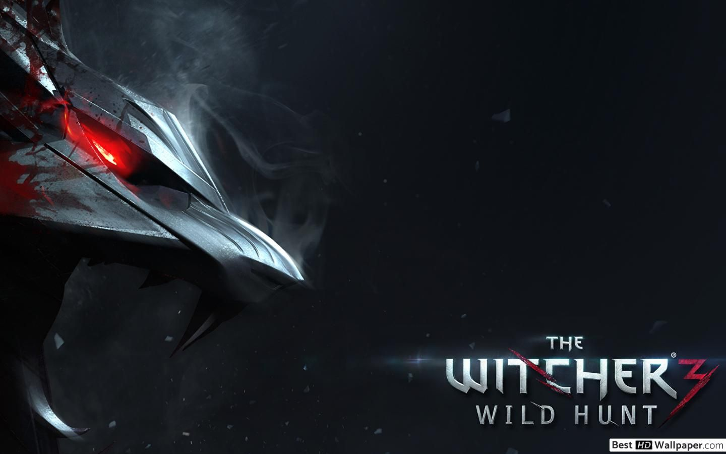 Witcher 3 Logo Wallpapers Full Hd The Witcher Wild Hunt Wild Hunt The Witcher
