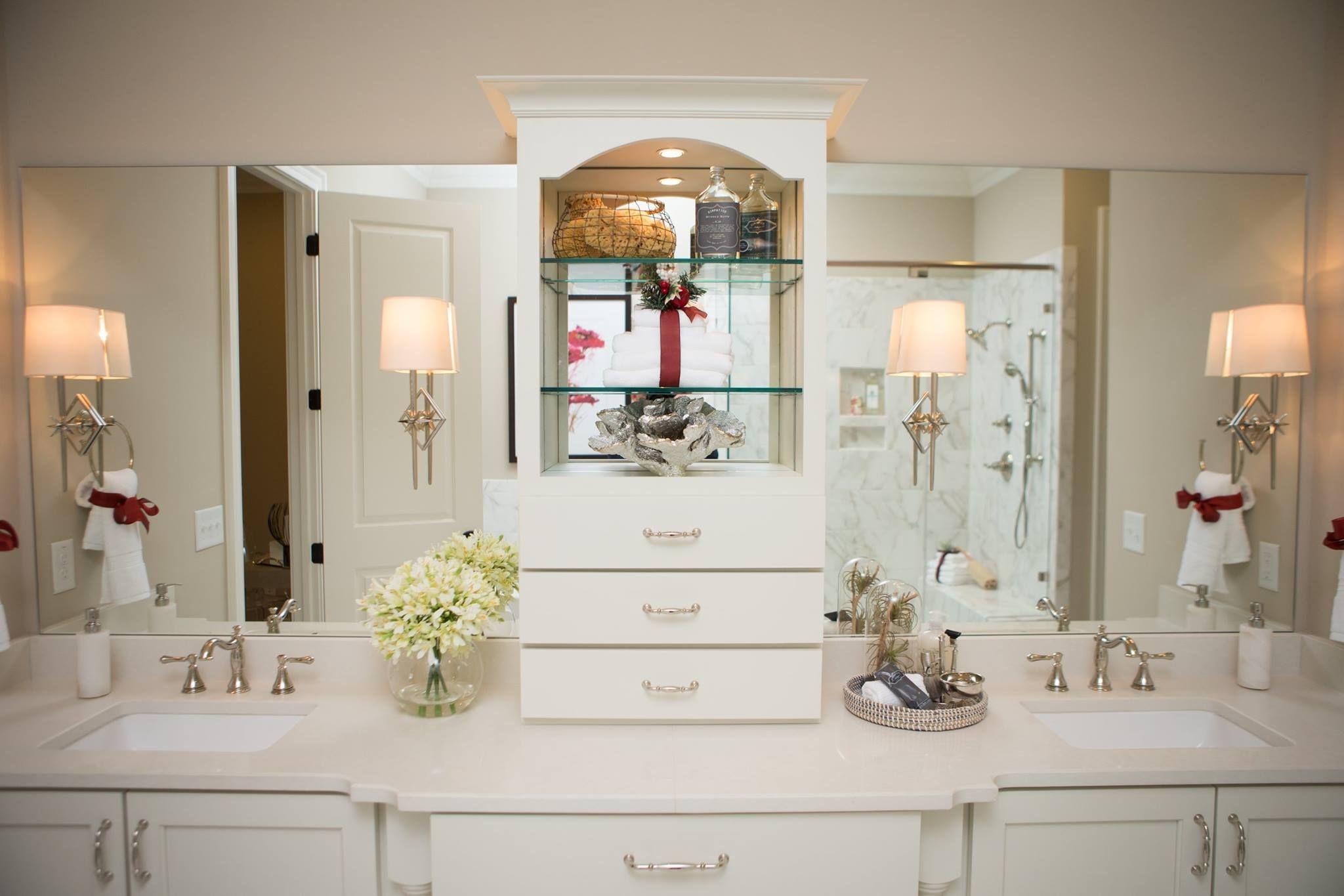 Visual Comfort Pn Sconces In Master Bath Mirror Mount Master