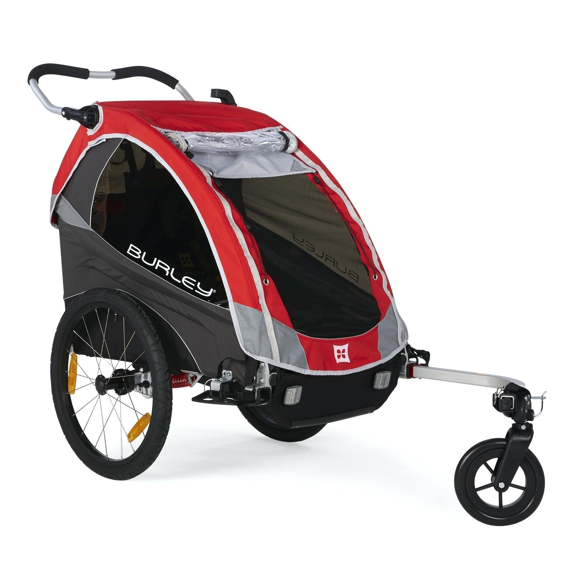 Am Besten Zwei Kinderwagen Solo Fahrrad Anhanger Fur Kinder Mit