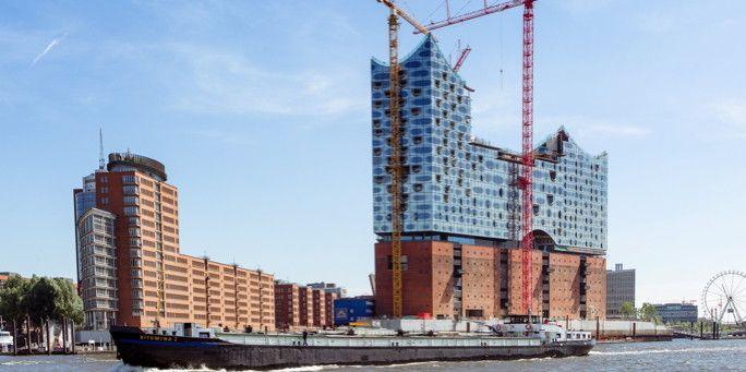 Baufirma Hamburg hamburg und hochtief einigen sich auf regeln für den weiterbau des