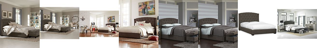 Lesley Bedroom Furniture Collection Home Style Chic Pinterest